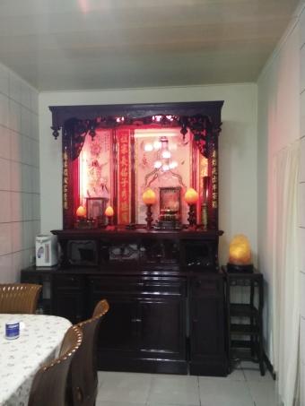 Taiwan altar - Cin Cina