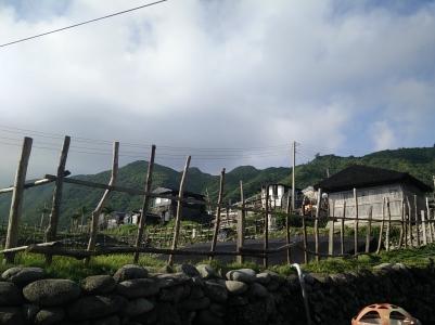 yami houses, Orchid Island - Cin Cina