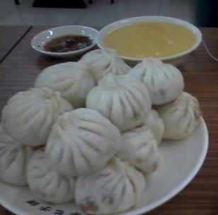 baozi (panini ripieni)