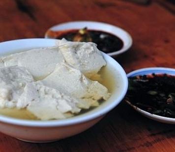 fior di tofu 石磨豆花