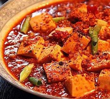 tofu piccante 麻婆豆腐