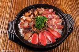 riso brasato con carne 煲仔饭
