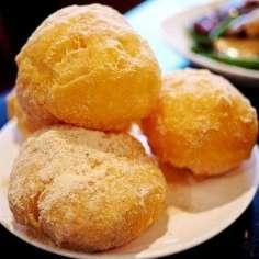 frittelle dolci 白糖沙翁