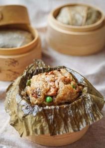 involtini di riso glutinoso nuomiji糯米鸡 2