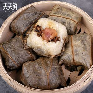 involtini di riso glutinoso nuomiji 糯米鸡