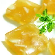 tartine di castagne d'acqua 马蹄糕