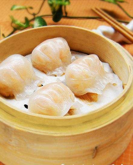 ravioli ai gamberi 薄皮鲜虾饺
