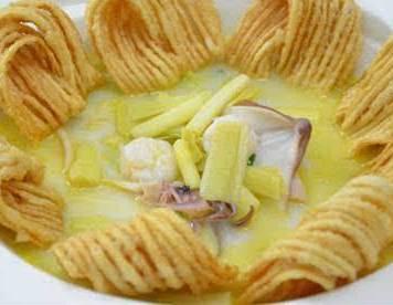 frittella croccante 淮安茶馓