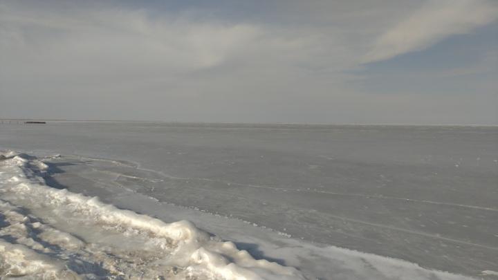 Qinghai lake - Lago Qinghai