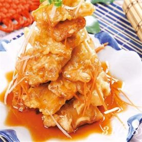 锅包肉 guobaorou carne